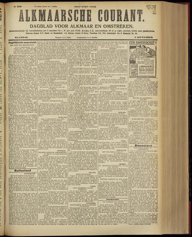 Alkmaarsche Courant 1928-09-03