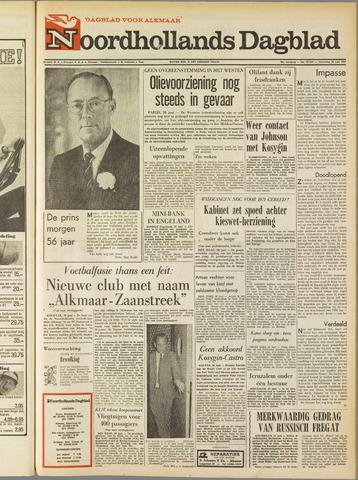 Noordhollands Dagblad : dagblad voor Alkmaar en omgeving 1967-06-28