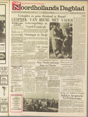 Noordhollands Dagblad : dagblad voor Alkmaar en omgeving 1964-04-28