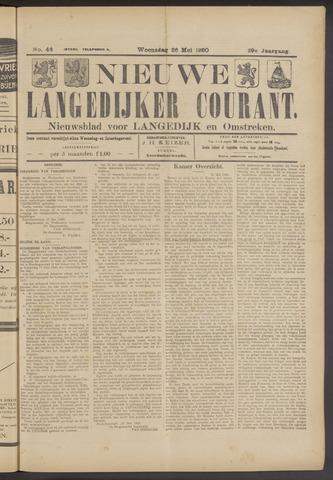Nieuwe Langedijker Courant 1920-05-26