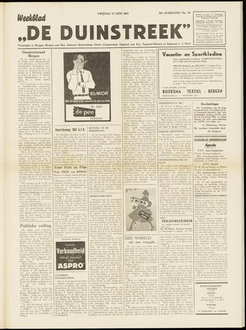 De Duinstreek 1962-06-22