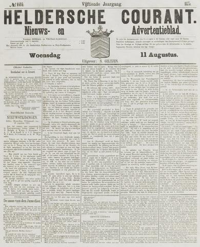 Heldersche Courant 1875-08-11
