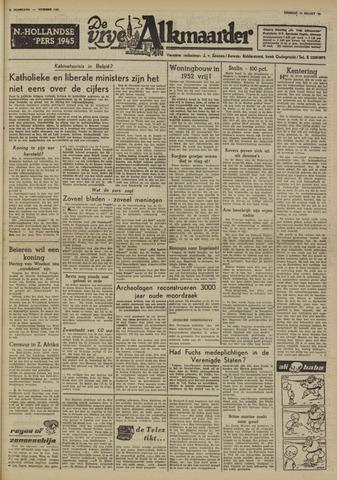 De Vrije Alkmaarder 1950-03-14