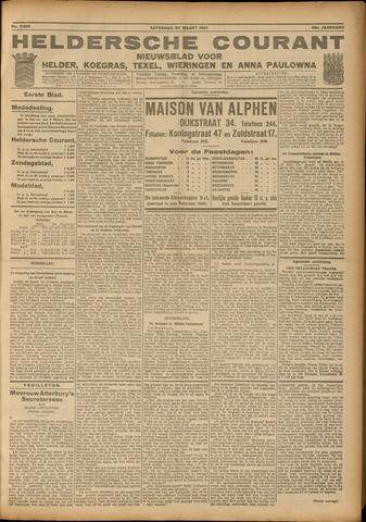 Heldersche Courant 1921-03-26