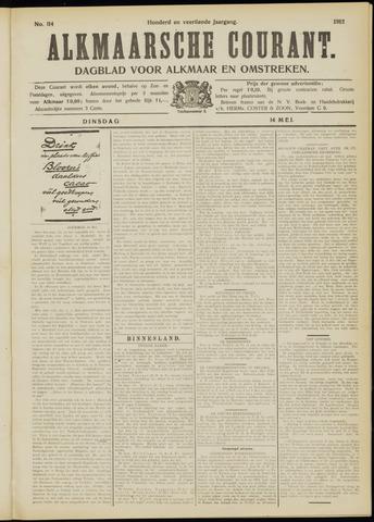 Alkmaarsche Courant 1912-05-14