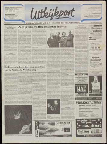 Uitkijkpost : nieuwsblad voor Heiloo e.o. 2001-05-16