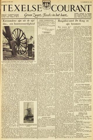 Texelsche Courant 1957-07-13