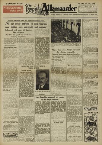 De Vrije Alkmaarder 1948-08-13