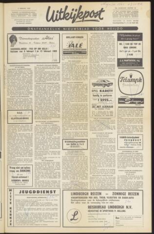 Uitkijkpost : nieuwsblad voor Heiloo e.o. 1969-02-05