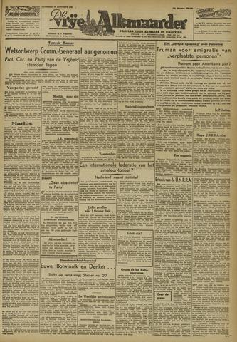 De Vrije Alkmaarder 1946-08-17