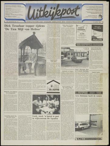 Uitkijkpost : nieuwsblad voor Heiloo e.o. 1993-04-21