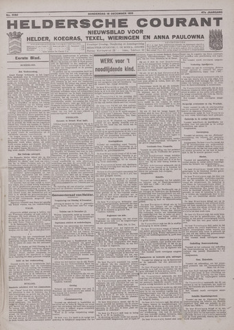 Heldersche Courant 1919-12-18