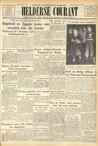Heldersche Courant 1953-02-13