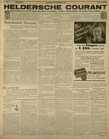 Heldersche Courant 1935-09-19