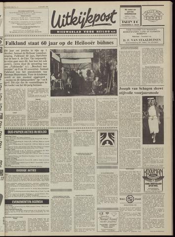 Uitkijkpost : nieuwsblad voor Heiloo e.o. 1984-03-14