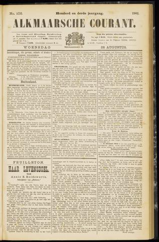Alkmaarsche Courant 1901-08-28