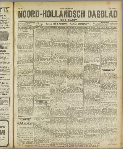 Ons Blad : katholiek nieuwsblad voor N-H 1922-08-01