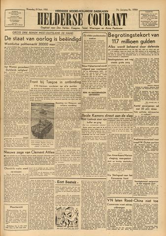 Heldersche Courant 1950-09-20