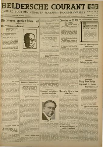 Heldersche Courant 1938-05-09