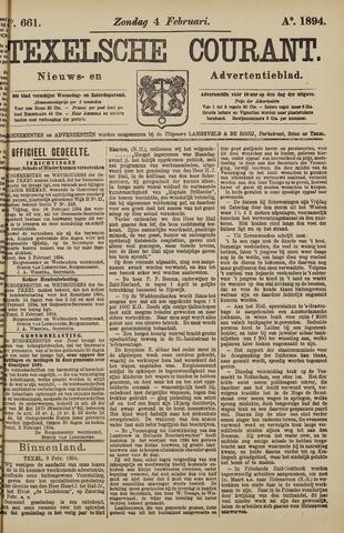 Texelsche Courant 1894-02-04