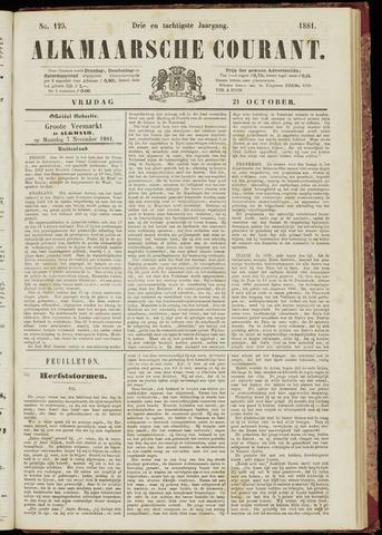 Alkmaarsche Courant 1881-10-21
