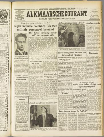 Alkmaarsche Courant 1955-03-23