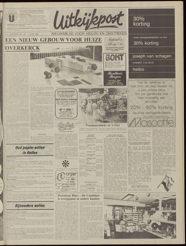 Uitkijkpost : nieuwsblad voor Heiloo e.o. 1986-06-04