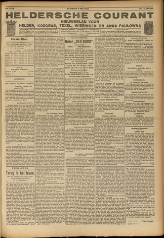 Heldersche Courant 1923-05-05