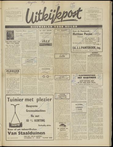 Uitkijkpost : nieuwsblad voor Heiloo e.o. 1972-03-29