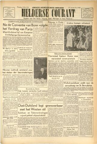 Heldersche Courant 1952-05-28