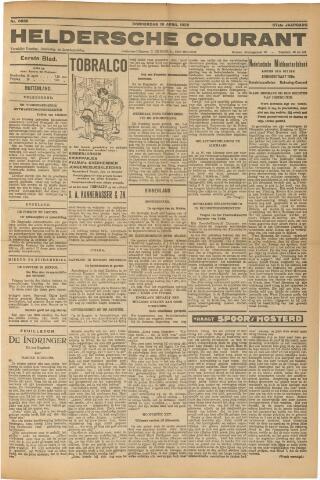 Heldersche Courant 1929-04-18