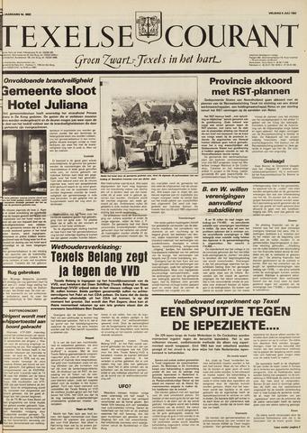 Texelsche Courant 1982-07-09