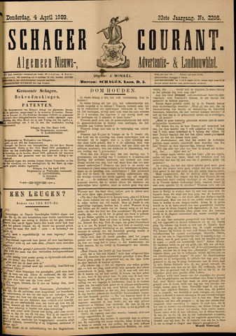 Schager Courant 1889-04-04