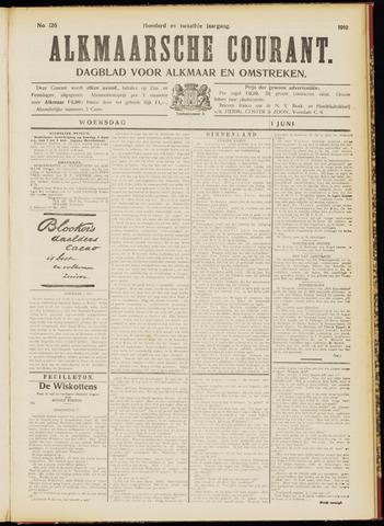 Alkmaarsche Courant 1910-06-01