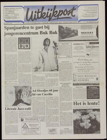 Uitkijkpost : nieuwsblad voor Heiloo e.o. 1996-03-20