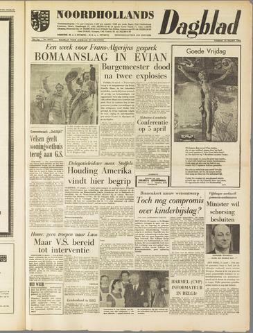 Noordhollands Dagblad : dagblad voor Alkmaar en omgeving 1961-03-31