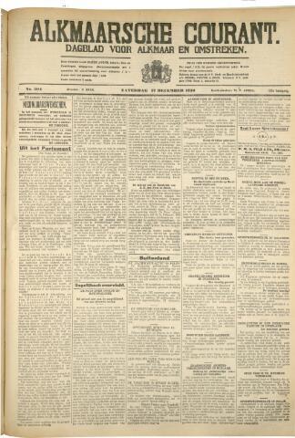 Alkmaarsche Courant 1930-12-27
