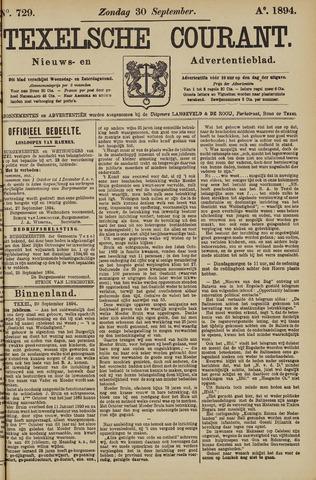 Texelsche Courant 1894-09-30