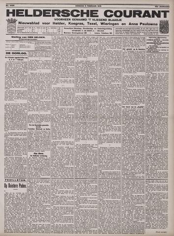 Heldersche Courant 1915-02-09
