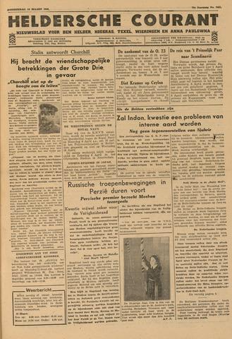 Heldersche Courant 1946-03-14