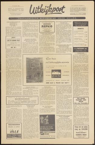 Uitkijkpost : nieuwsblad voor Heiloo e.o. 1966-03-24