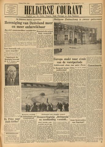 Heldersche Courant 1954-02-05