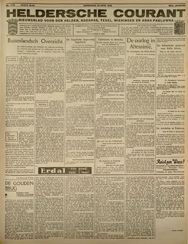 Heldersche Courant 1936-04-23