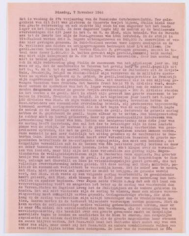De Vrije Alkmaarder 1944-11-07