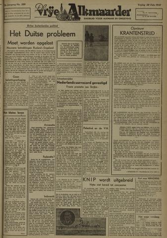 De Vrije Alkmaarder 1947-02-28