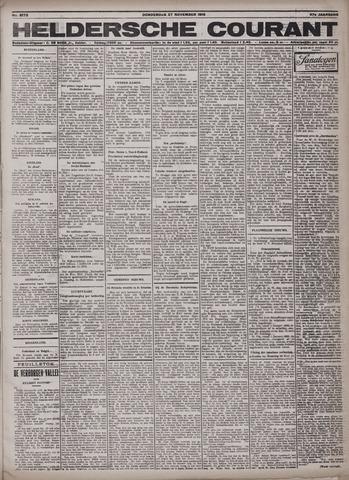 Heldersche Courant 1919-11-27
