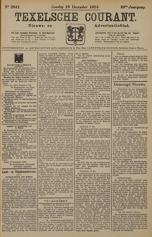 Texelsche Courant 1915-12-19