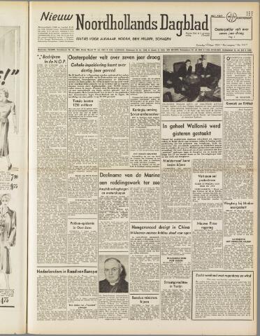 Nieuw Noordhollandsch Dagblad : voor Alkmaar en omgeving 1950-03-18