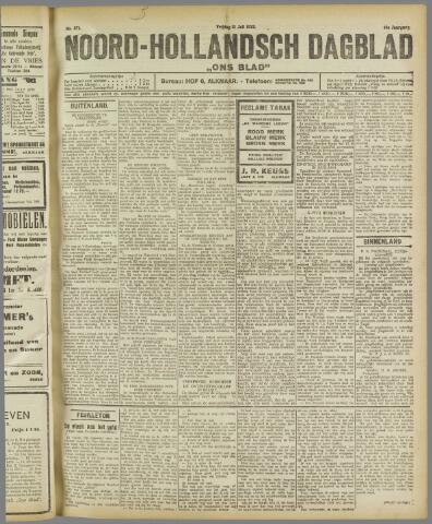 Ons Blad : katholiek nieuwsblad voor N-H 1922-07-21