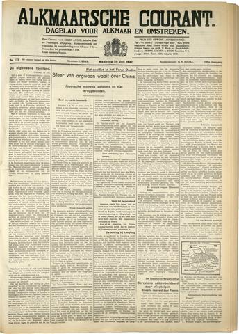 Alkmaarsche Courant 1937-07-26